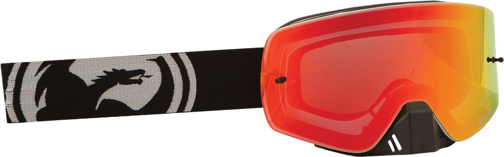 NFXS GOGGLE INVERSE W/RED ION LENS