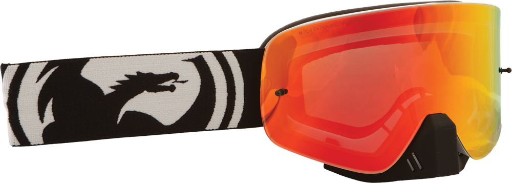 NFX GOGGLE INVERSE W/RED ION LENS
