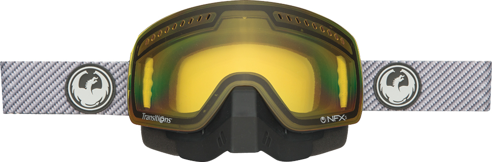 NFXS TRANSITIONS GOGGLE BOOST W/YELLOW LENS