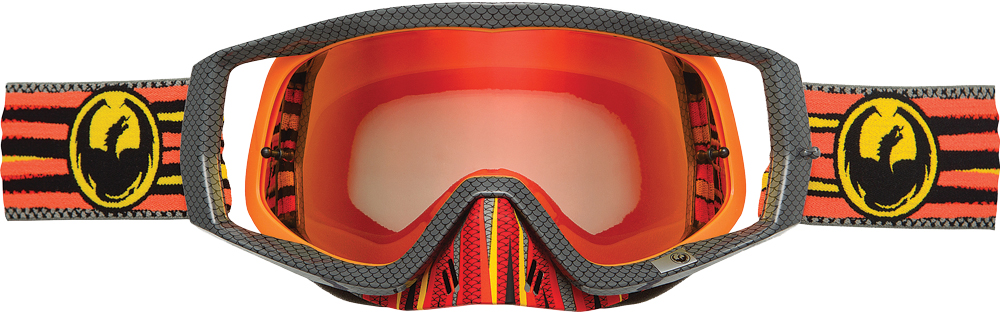 VENDETTA GOGGLE HOAX W/RED ION LENS