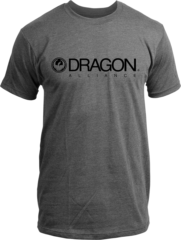 TRADEMARK SPECIAL TEE CHARCOAL HEATHER X