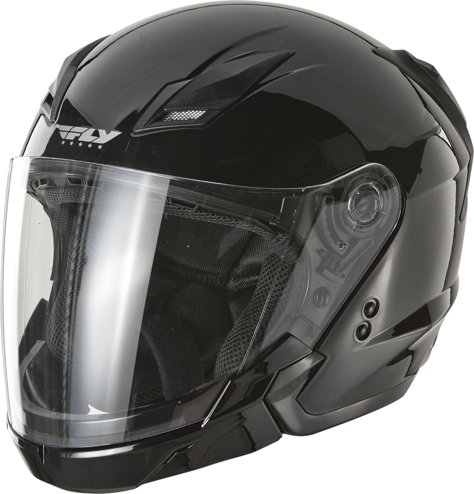 TOURIST HELMET BLACK 2X