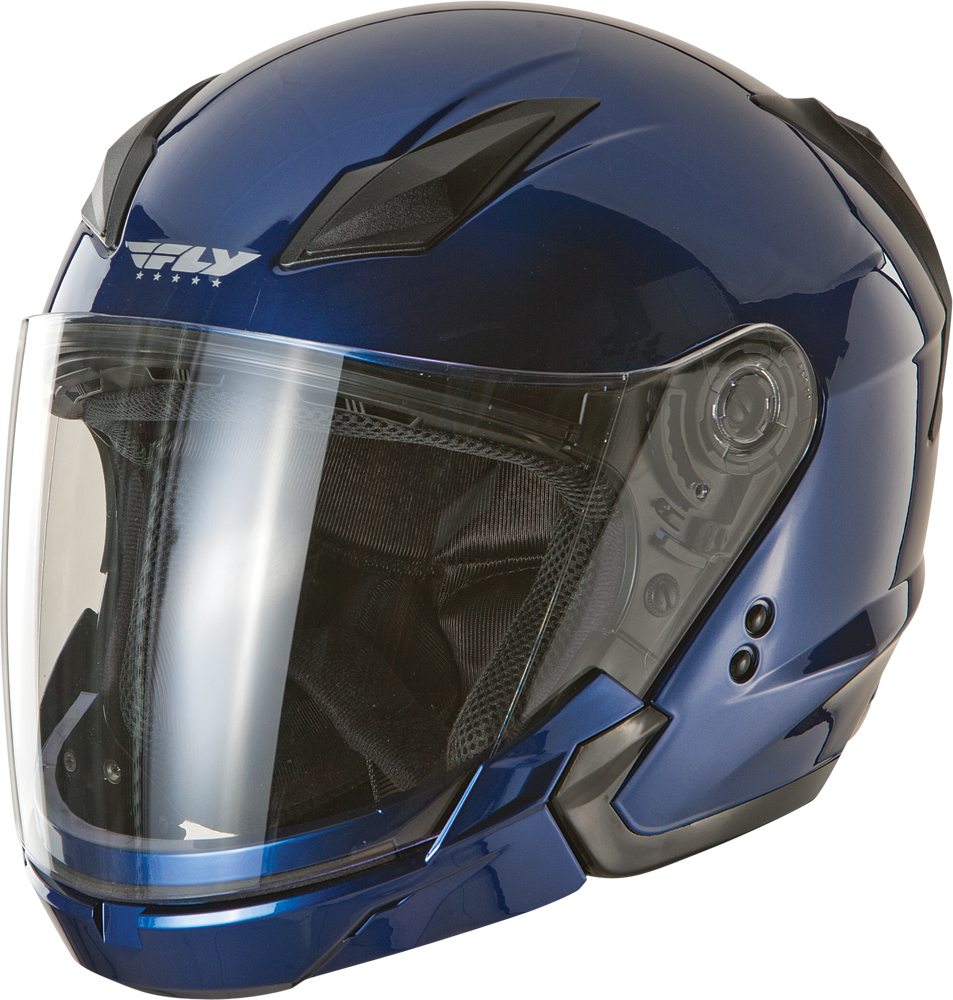 TOURIST HELMET BLUE 2X