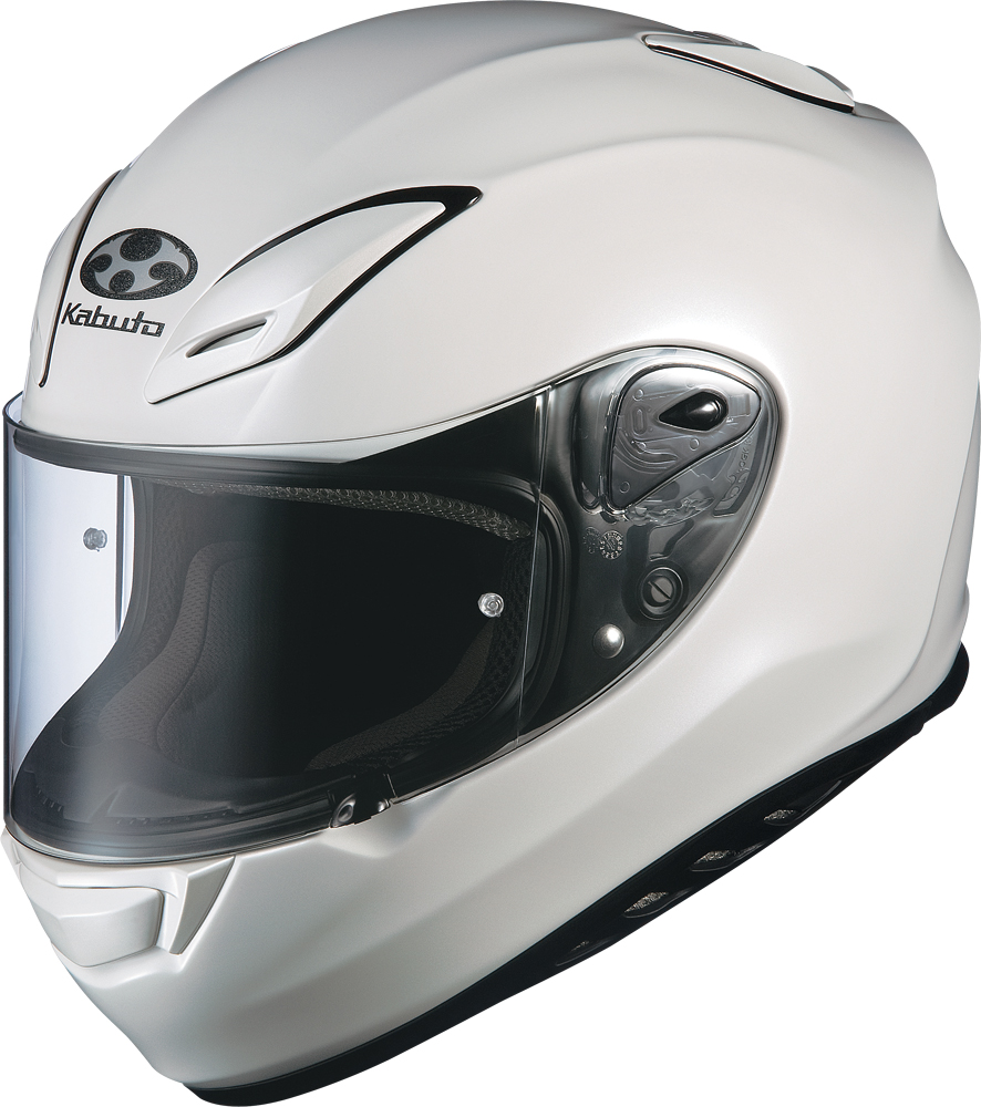 AEROBLADE III SOLID HELMET PEARL WHITE XS