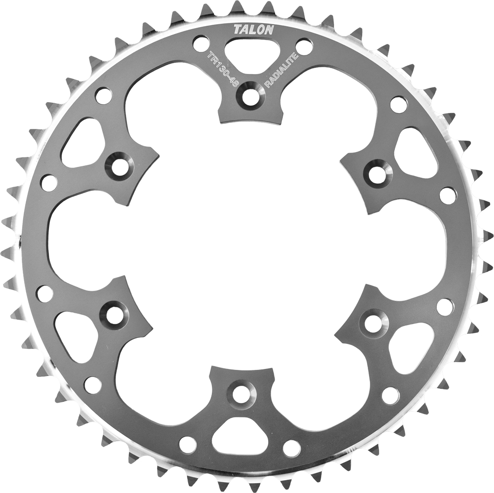 GROOVELITE REAR SPROCKET 50T