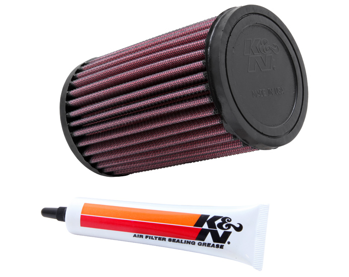K&N YA-4001 Replacement Air Filter YAMAHA YFM250/YFM400 99-09