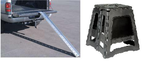 Loading Ramps and Stands