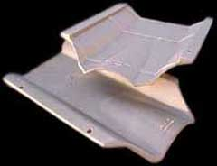 Jet Dynamics extended ride plate For Yamaha superjet 701