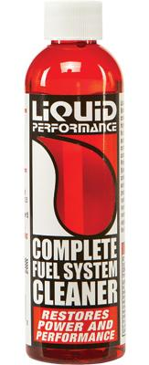 Liquid Performance Complete Fuel System Cleaner 4 oz