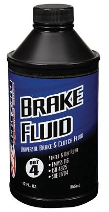 Maxima Oil Brake Fluids DOT 4 12 oz