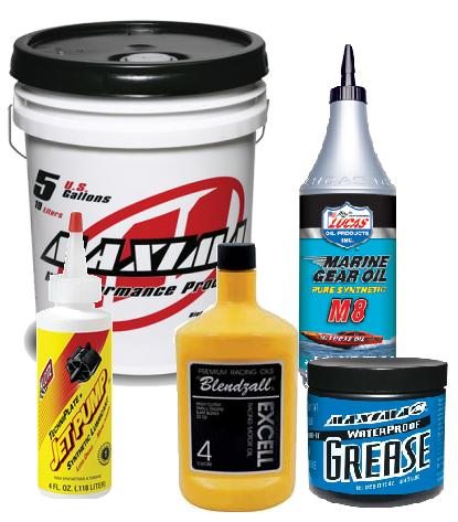 Oil, Transmission Fluid & Suspension Oil