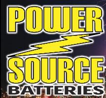 Power Source Batteries