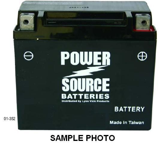 Sealed Power Source Battery WP16CL-B