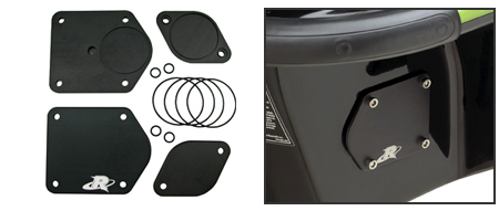 Riva OPAS Removal Performance Kit Sea-doo RXP / RXT / GTX