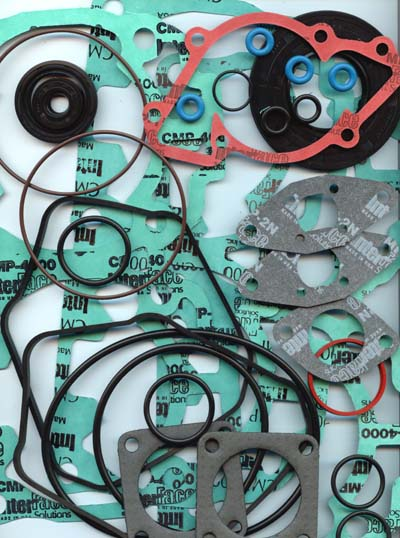 Winderosa Professional Gasket Kit With Oil seals