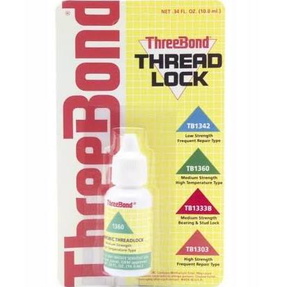 Threebond Thread lock Blue 10 ML.