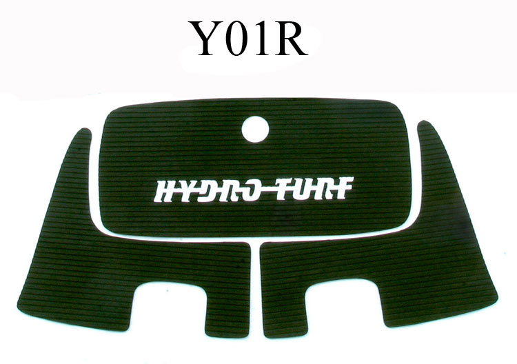 Hydro-Turf Rear Boarding step mats only for Yamaha Exciter